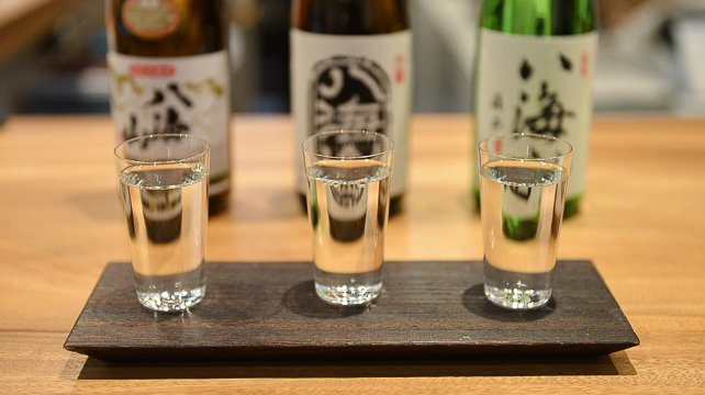 SAKE STUFFS: AN INTRO TO SAKE